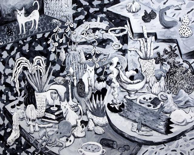 Yuichi Hirako, 'Pattern of Grain 16', 2017, Galleri Christoffer Egelund