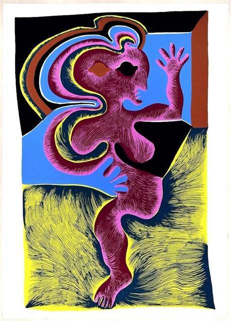Fritz Baumgartner, ' Lombard', 1980, Wallector