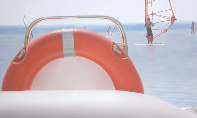 , 'Surf,' 2015, Galleria GUM