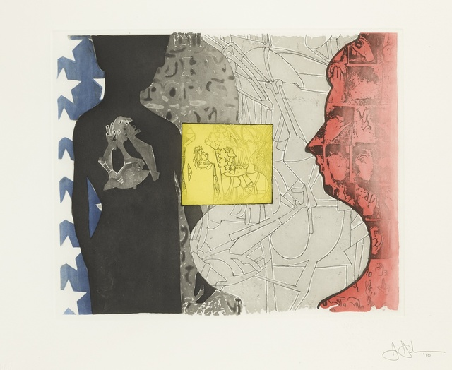 Jasper Johns, 'Untitled (for MoMA)', 2010, Sotheby's