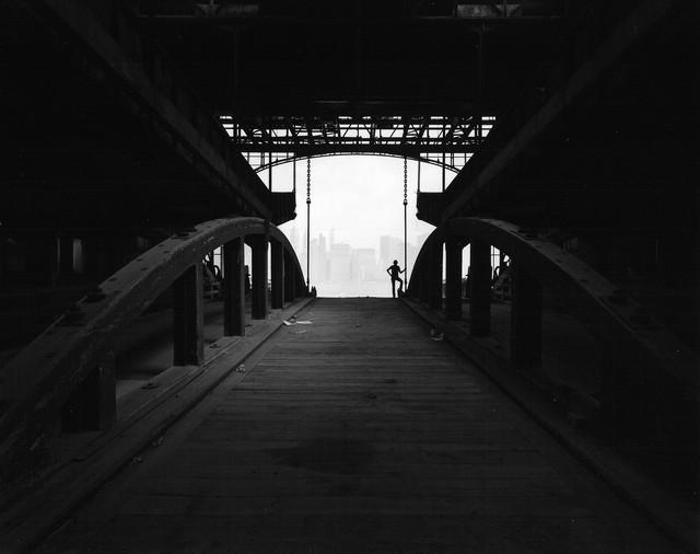 George Tice, 'Ferry Slip, Jersey City', 1979, Photography, Platinum / Palladium, Gallery 270