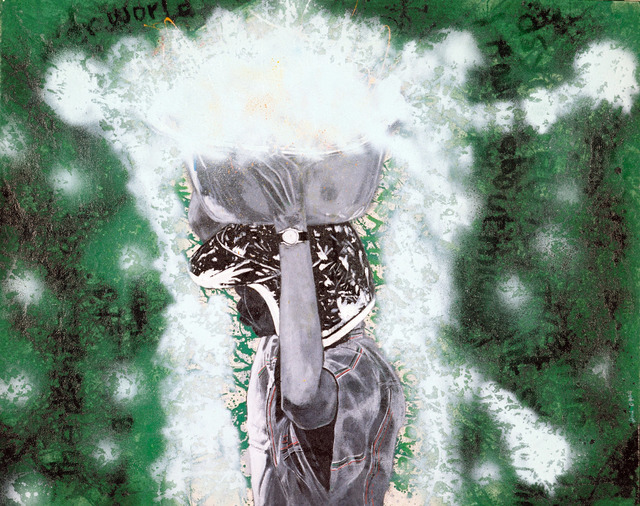 , 'Denizen of Neither Nether World,' 2007, Abe+Okuta
