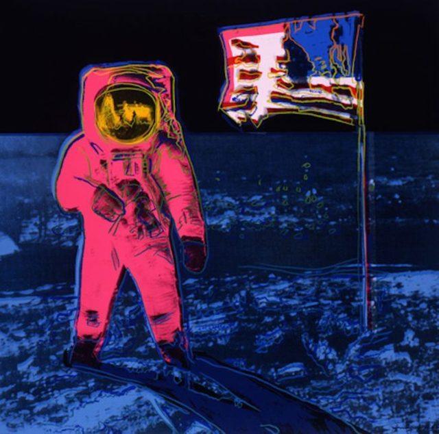 Andy Warhol, 'Andy Warhol's Moonwalk', 1987, Lush Art Agency