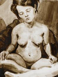 Elizabeth Peyton, 'Alice Neel in 1931,' 2007-2008, Sotheby's: Contemporary Art Day Auction