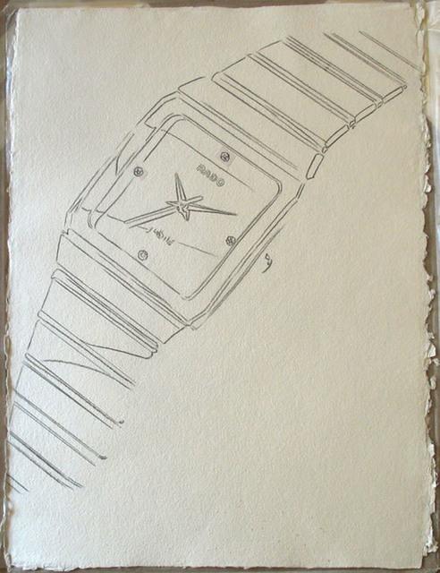Andy Warhol, 'Rado Watch II', ca. 1986, Pop International Galleries