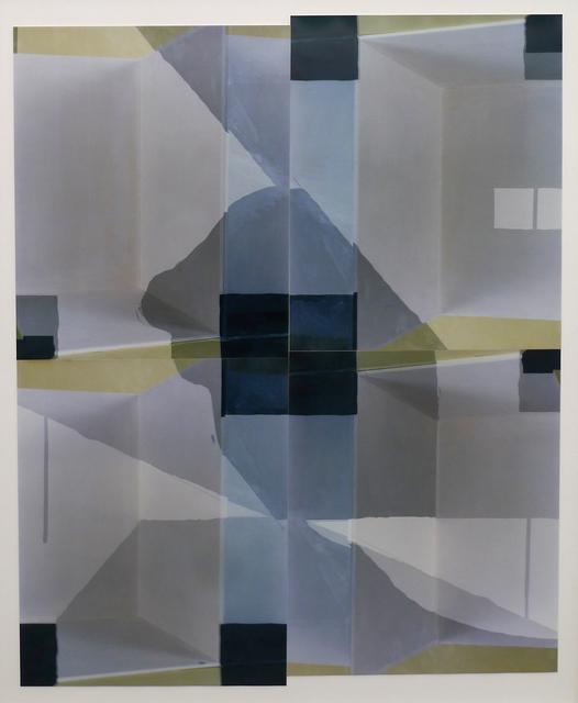 , 'Tiled 02,' 2015, Martin van Zomeren