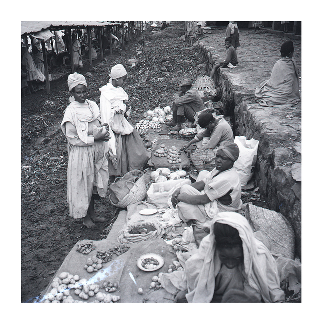 , 'Merkato Open and Big Market in Addis Ababa, Ethiopia, 1966,' 1966, David Krut Projects