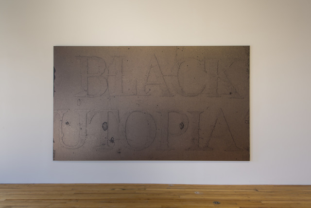 , 'Black Utopia (Black Utopia),' 2017, MASS MoCA