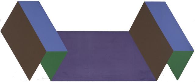 , 'Fold-II,' 1968, CONNERSMITH.