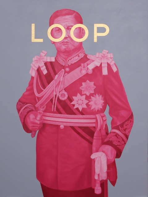 , 'In the Loop,' 2016, Yavuz Gallery