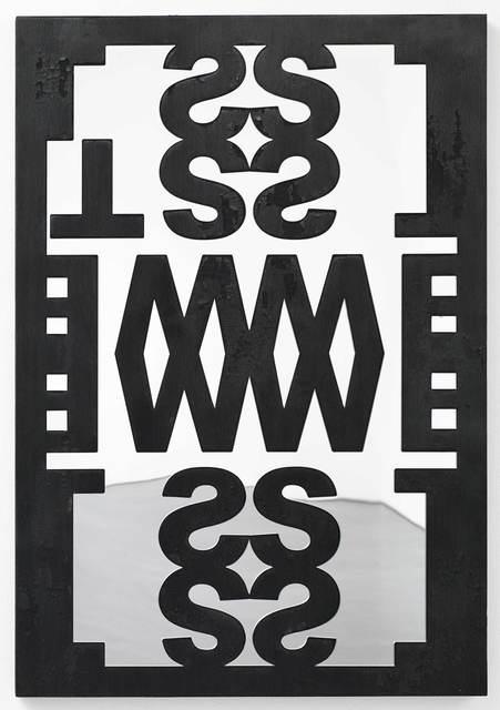 , 'Four Letter Brand (West),' , Mario Mauroner Contemporary Art Salzburg-Vienna