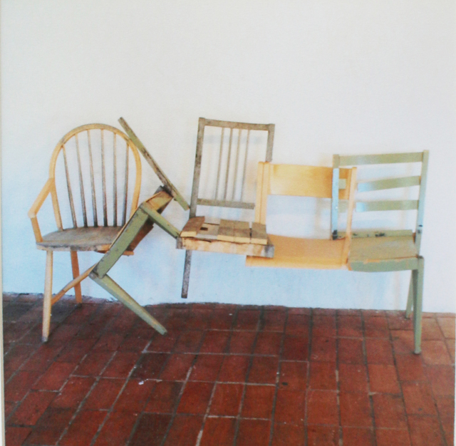 , 'Chairs,' 2014, Al Ma'mal Foundation for Contemporary Art