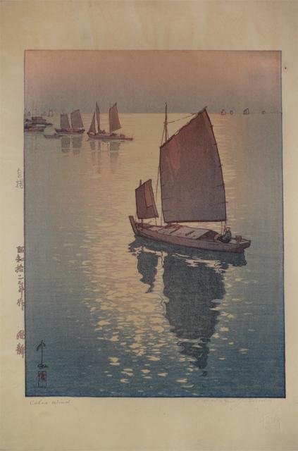 , 'Calm Wind,' 1937, Ronin Gallery