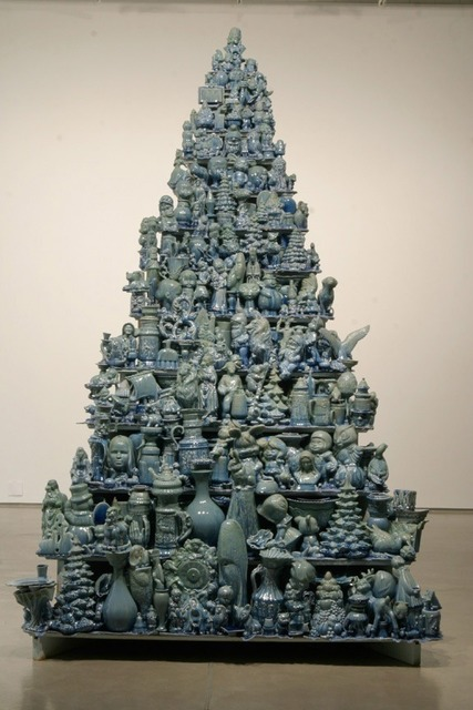 , 'A Theory of Everything - Blue Theory,' 2004, Cross Mackenzie Gallery