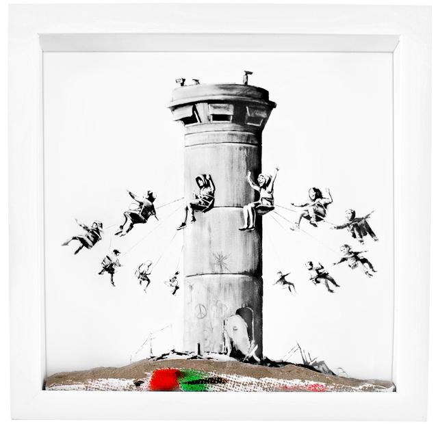Banksy, 'WALLED OFF HOTEL BOX SET', ca. 2017, Silverback Gallery