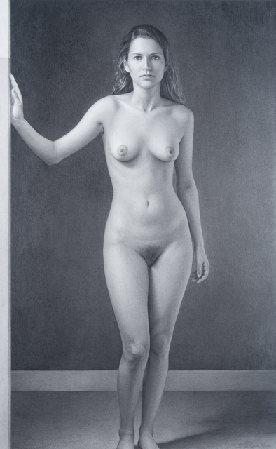 Richard Thomas Davis, 'Nude #3: Study for Aglaia', 2000, Odon Wagner Gallery