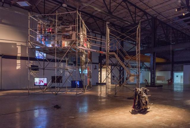 , 'Hot Crazy Matrix,' 2016, Arsenal Contemporary