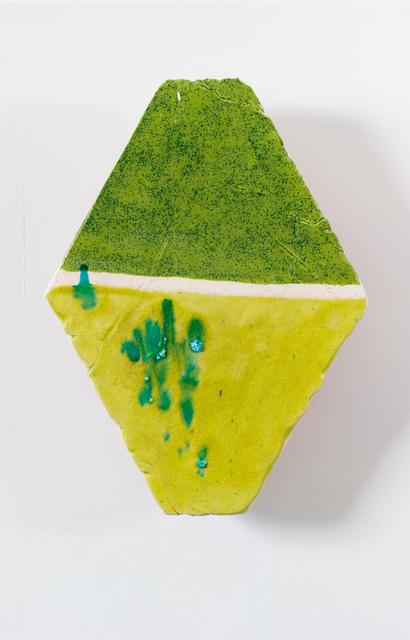 Nicole Cherubini, 'Green Diamond', 2014, Art in General Benefit Auction