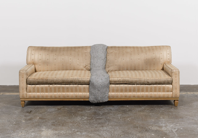 , 'Couch,' 2012, The Studio Museum in Harlem