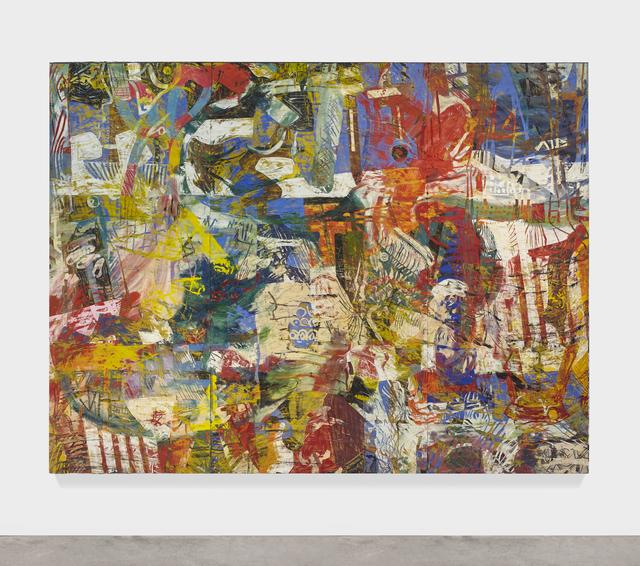 , 'Lost Where I Belong,' 2016, Lehmann Maupin
