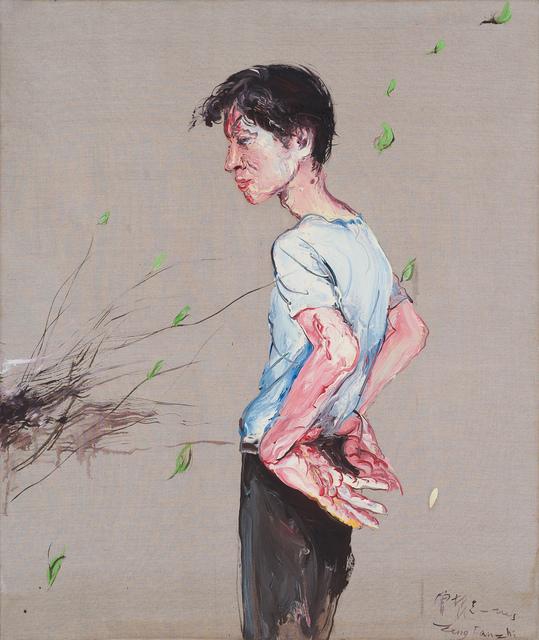 Zeng Fanzhi, 'Portrait', 2003, 33 Auction