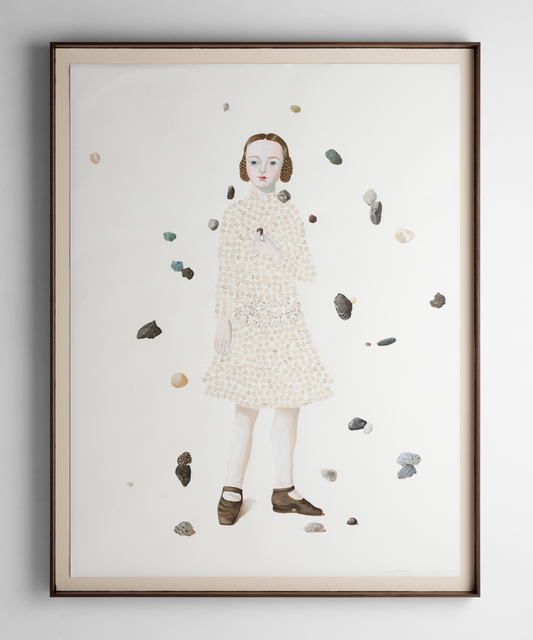 , 'Stones Drawing,' 2014, Slete Gallery
