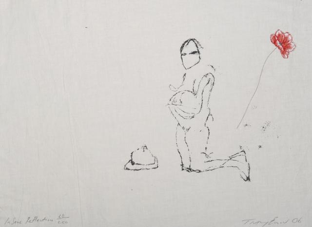 Tracey Emin, 'Insane Reflection', 2006, Tate Ward Auctions
