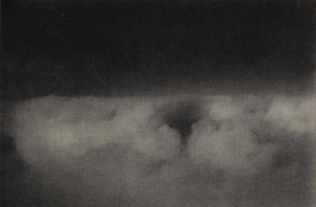 , 'Ash Cloud#2,' 2014, MATÈRIA