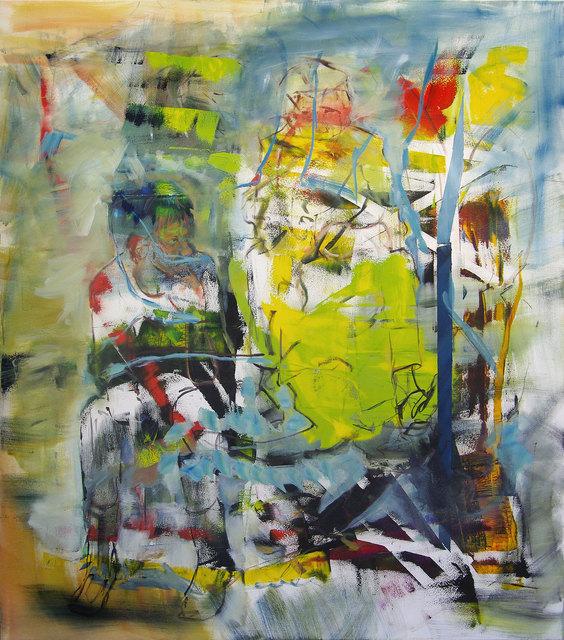 , 'Fugazi,' 2015, Galerie Crone