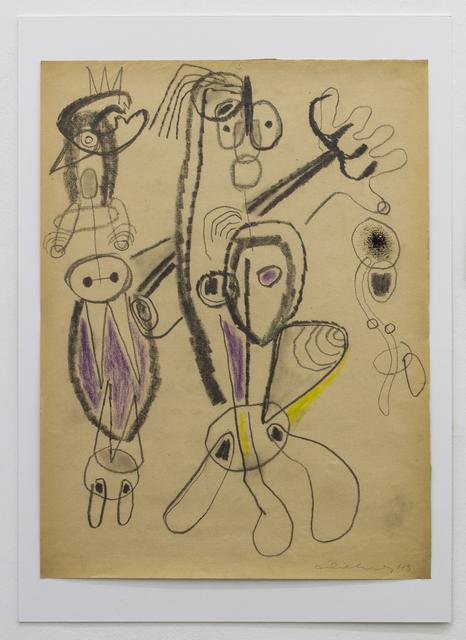, 'MENSCH UND!,' 1948, Galerie Elisabeth & Klaus Thoman