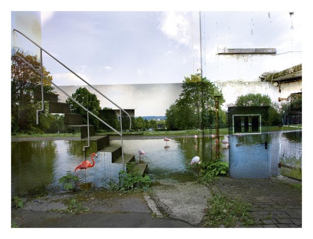 , 'Das Fenster im Park,' 2008, Lachenmann Art