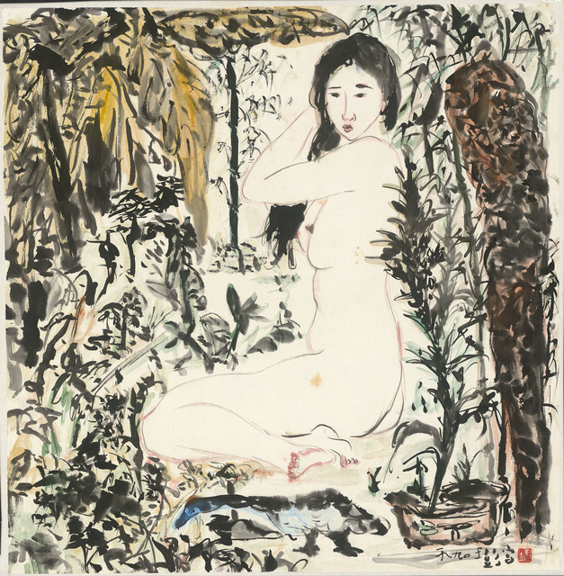 , 'Waking Up in the Morning,' 1990, Liang Gallery