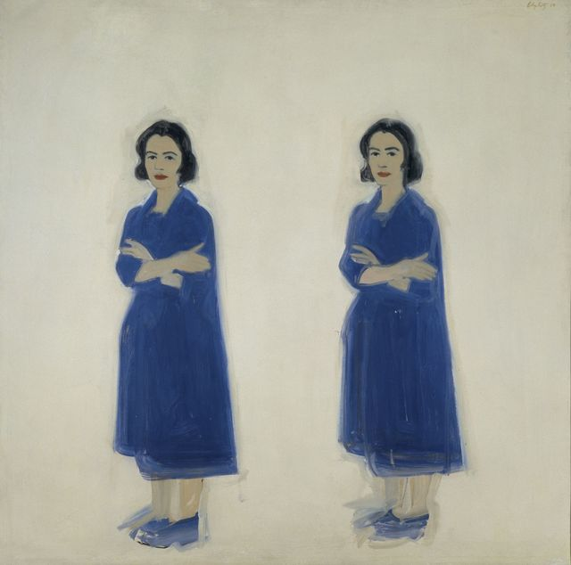 , 'Ada Ada,' 1959, Colby College Museum of Art