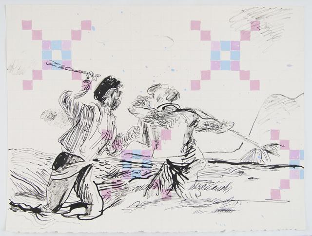 , 'Untitled (after Goya),' 2016, Samuel Freeman