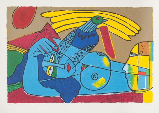 Corneille, 'Sérénité ', 2001, Galleri GKM