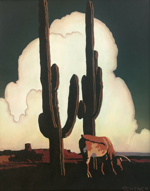 , 'Picacho,' 2014, Modern West Fine Art