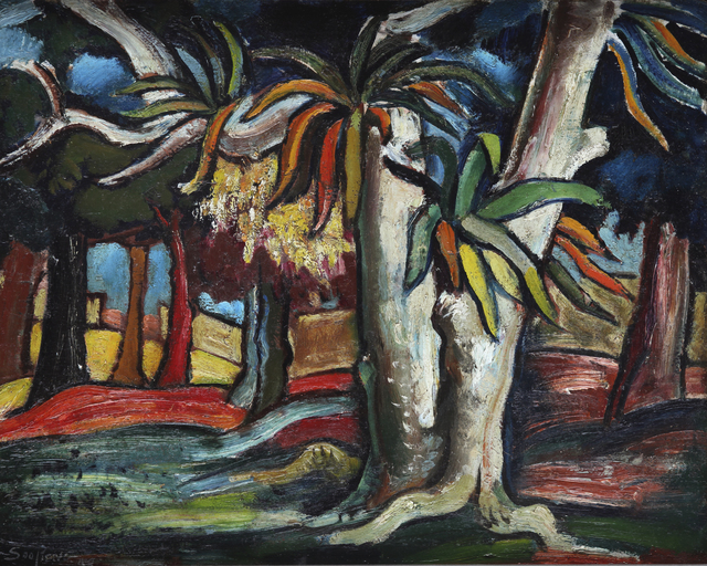 , 'Forest,' 1948, Artcommune Gallery