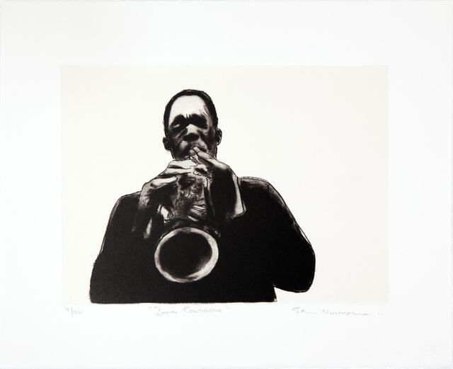 , 'John Coltrane,' , Artthrob