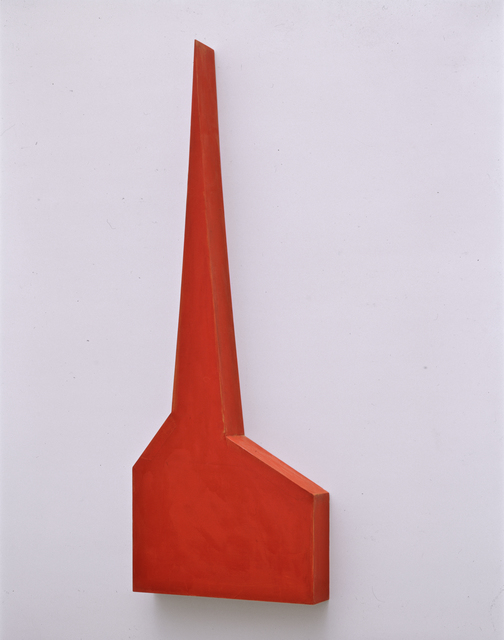 , 'No Title (Red Chapel),' 1992, Castelli Gallery