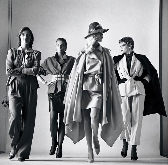 Helmut Newton, 'Sie Kommen (Dressed)', 1981, ArtLife Gallery