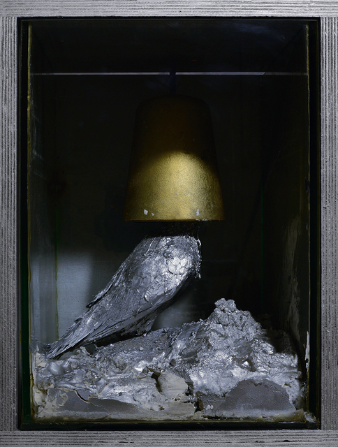, 'Pigeon with a Bell,' 2015, Rosenfeld Gallery