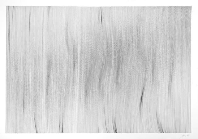 , 'Each Line One Breath,' 2016, PARKVIEW ART Hong Kong