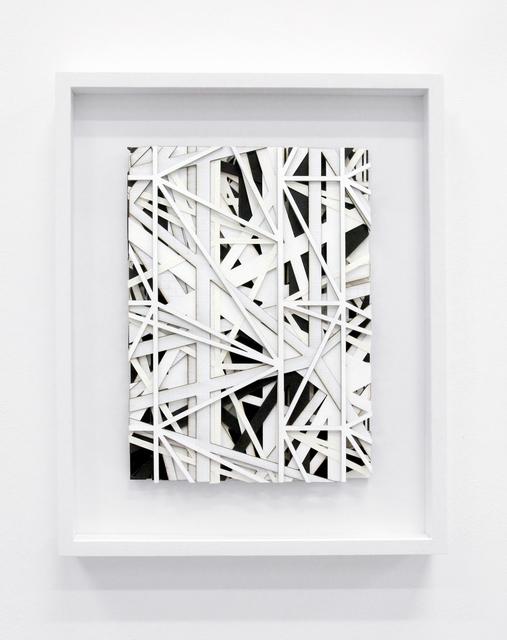 , 'Increment S12,' 2017, Mini Galerie