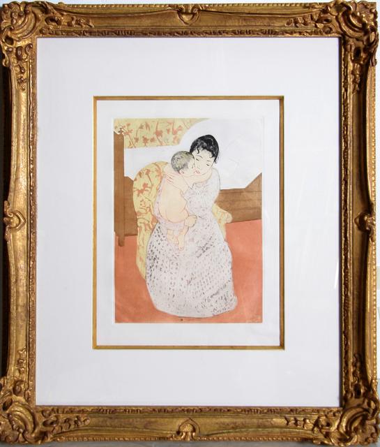 , 'Maternal Caress,' 1991, RoGallery
