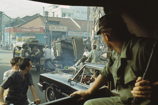 , 'Three Quarter Ton Saigon Flipover, November,' 1969, Benrubi Gallery