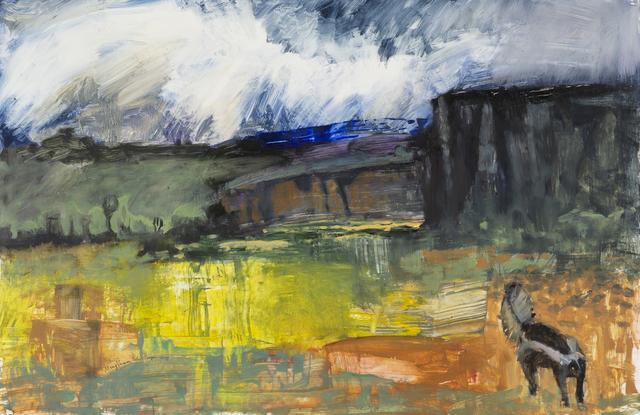 , 'Black Canyon,' 2019, Valley House Gallery & Sculpture Garden