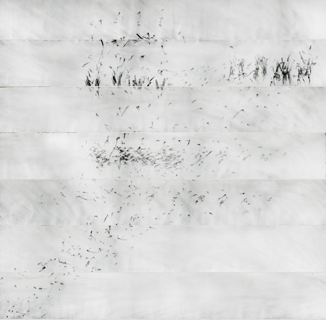 , 'Pas de Quatre/Schwanensee (Lev Ivanov) - Choreography Diagrams,' 2013, bäckerstrasse4
