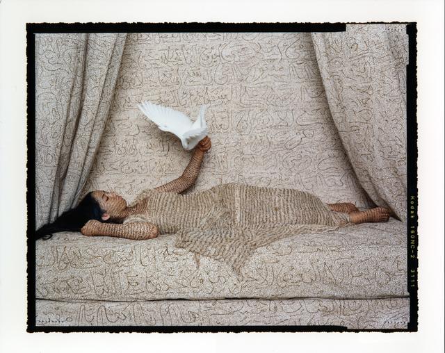 Lalla Essaydi, 'Les Femmes du Maroc: La Sultane', 2008, Edwynn Houk Gallery