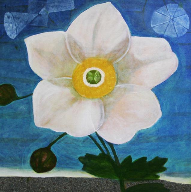 Donald Saaf, 'Self-Pollinating Flower', 2014, Clark Gallery