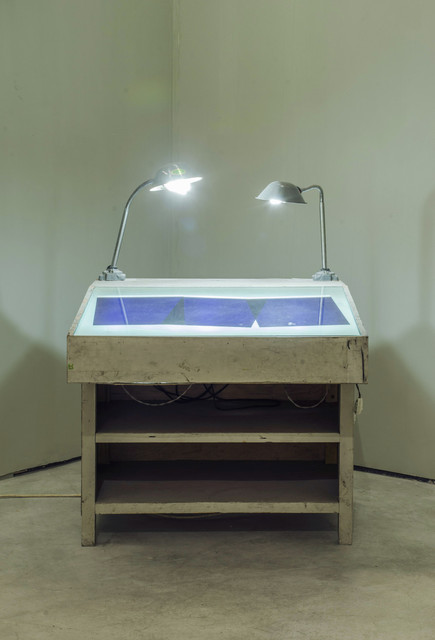 , '21 KE- Copy Desk,' 2006-2010, ShanghART
